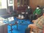 Ketua DPRD Kutim Ajak Masyarakat Ikut Awasi Pelaksanaan Pembangunan