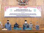 Fraksi PPP Dukung Visi dan Misi Pemkab Kutim di Paripurna Ke 8 RPJMD