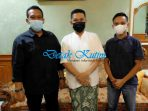 Ketua BPD Desa Tepian Baru 110, Silaturahmi Ke Ketua DPRD Kutim