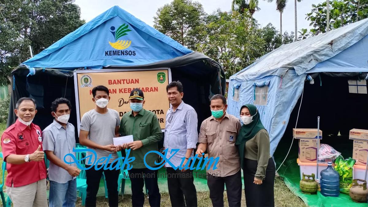 Warga Gang Kutai Indah RT 40 Minta Dukungan DPRD Untuk Rumah Tinggal