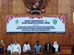 DPRD Kutim Gelar Rapat Paripurna Ke-17 Tentang LKPJ Bupati Kutim Tahun 2020